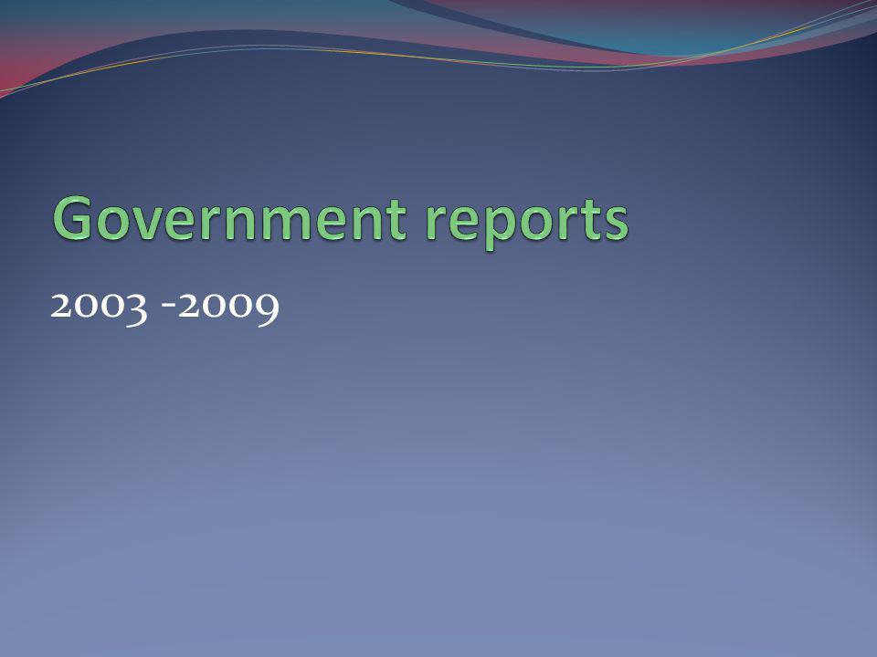 2003 -2009