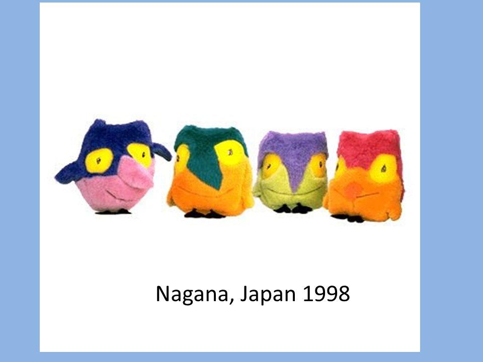 Nagana, Japan 1998