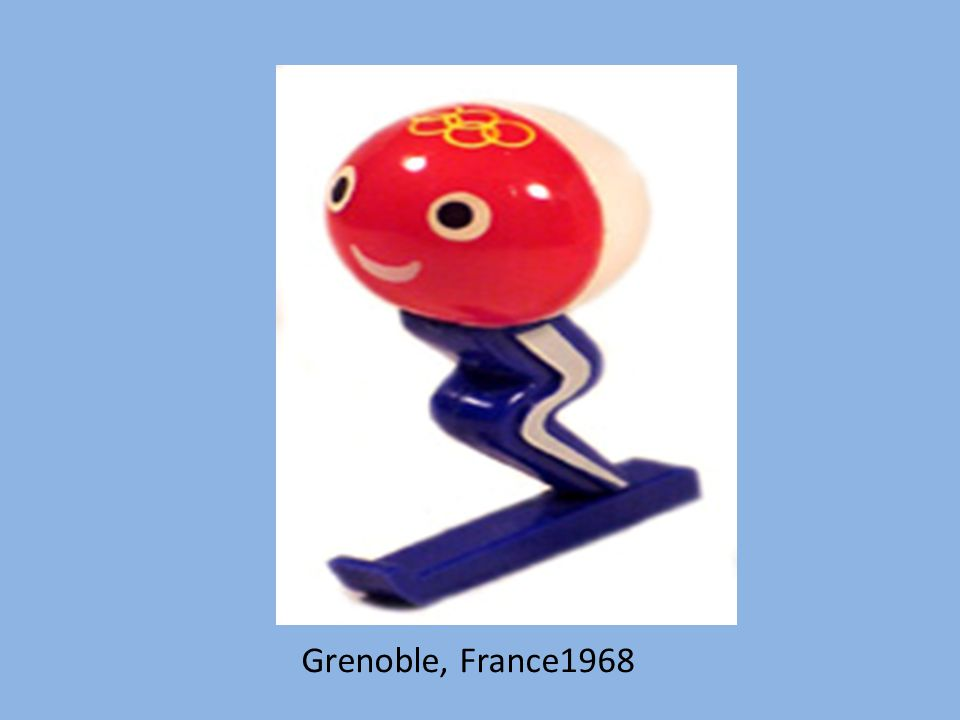 Grenoble, France1968