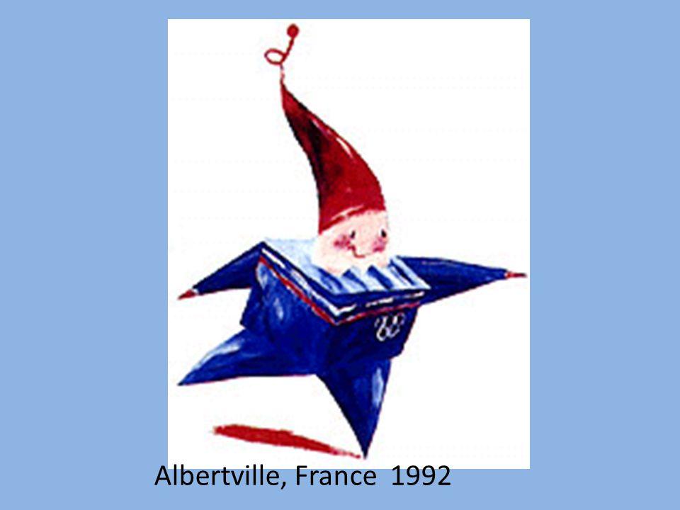 Albertville, France 1992