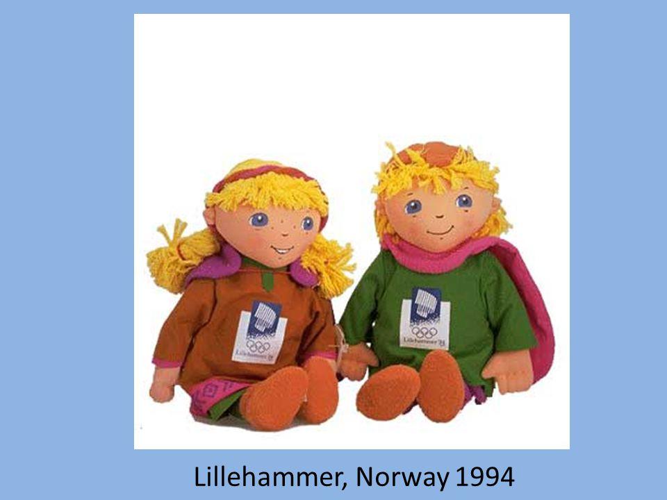 Lillehammer, Norway 1994
