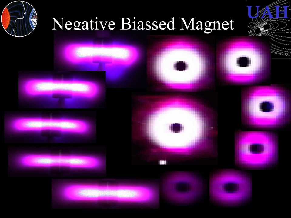 UAH Negative Biassed Magnet