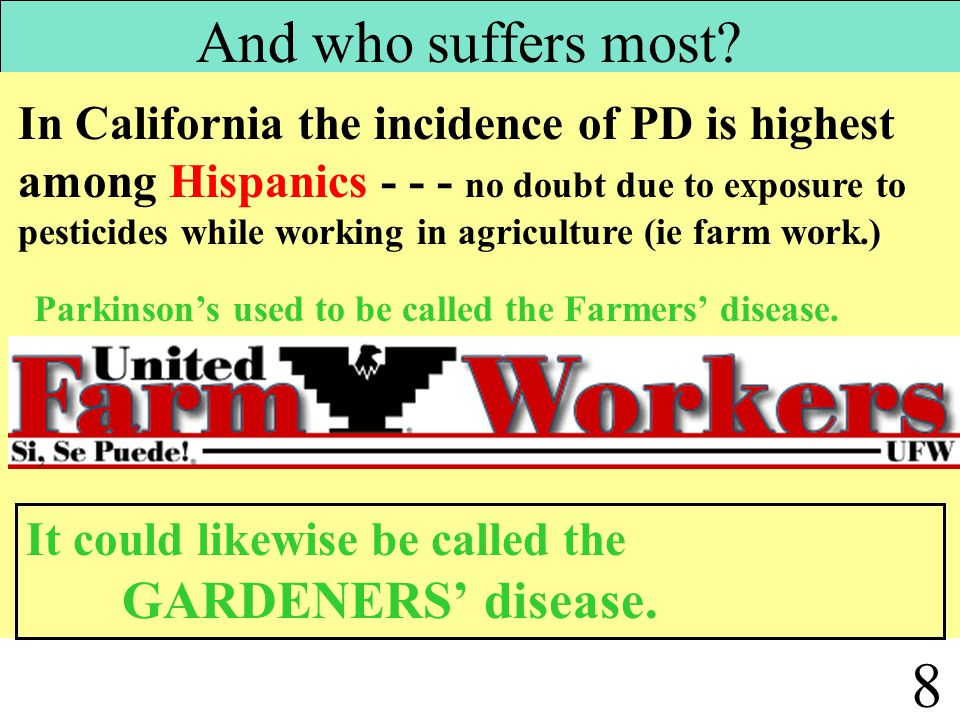 9 In 2001 EPA found that AZM (aka Guthion) posed unacceptable risks to workers….