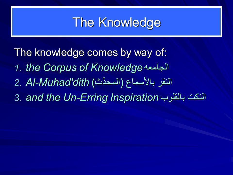 Golden Chain of Narration by now Ali Al-Husain Zainul Abideen Al-Baaqir Al-Saadiq Al-Kadhim Al-Ridha Al-Jawaad Al-Haadi Al-Askari Al-Hasan