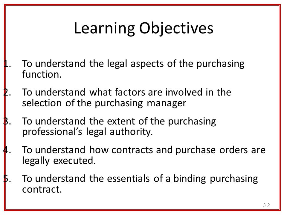 3-33 Purchasing and Ethics In society, some people are respected based on the amount of money they have, regardless of the money's sources and methods of obtaining it.