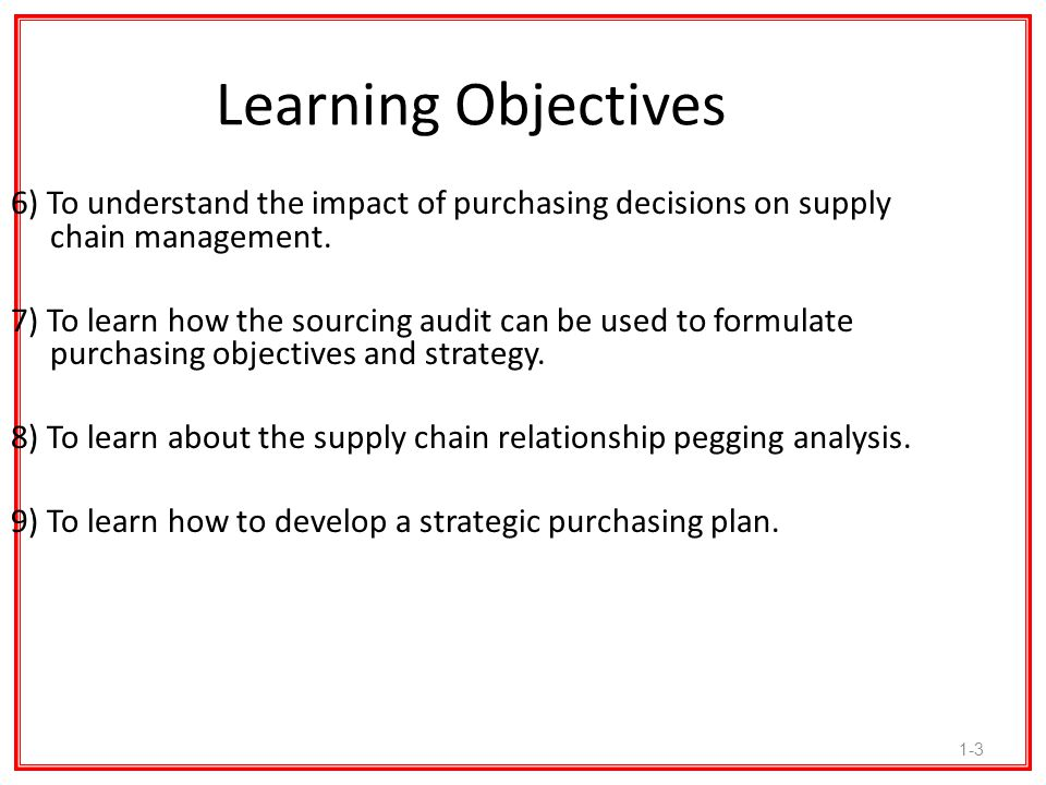 1-24 The Strategic Sourcing Plan Phase 3.