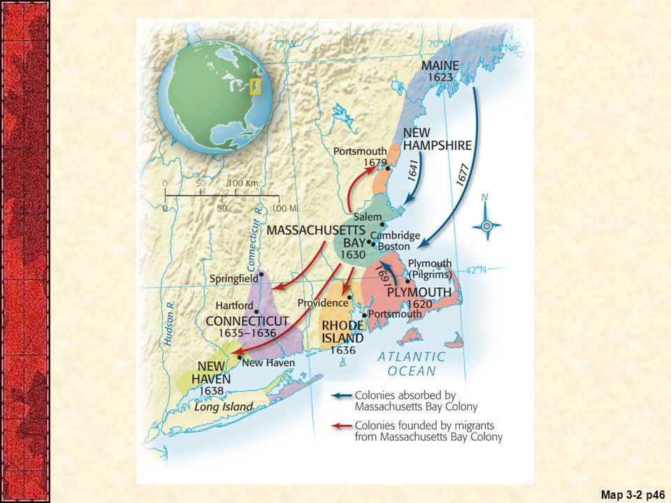 Map 3-2 p46