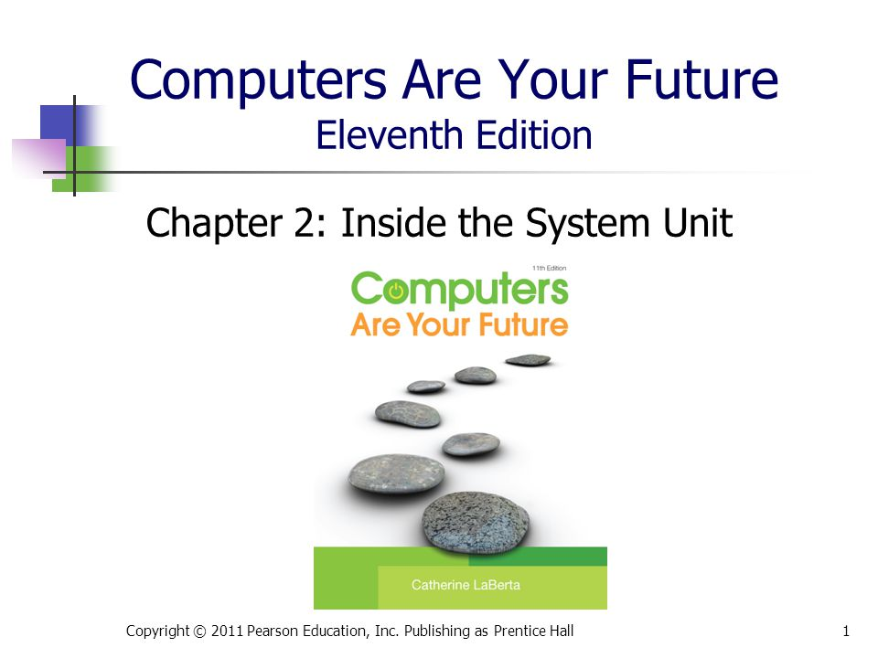 Chapter Summary Computers work with binary numbers, which include only 0s and 1s.