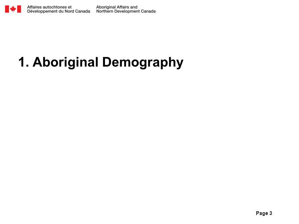 1. Aboriginal Demography Page 3