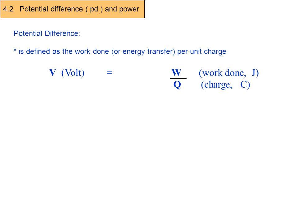 V V V 3 V 4 3 V 4 1.5 V Voltages in series circuits