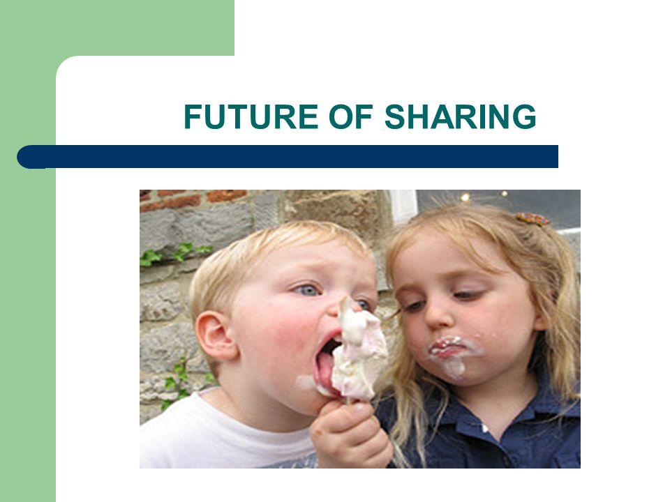 FUTURE OF SHARING