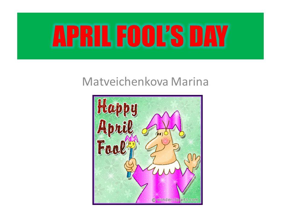 Matveichenkova Marina