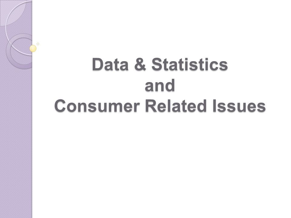 Importance of Data Data and Information are the vital inputs in framing of fiscal, monetary, regulatory policies and business strategies.