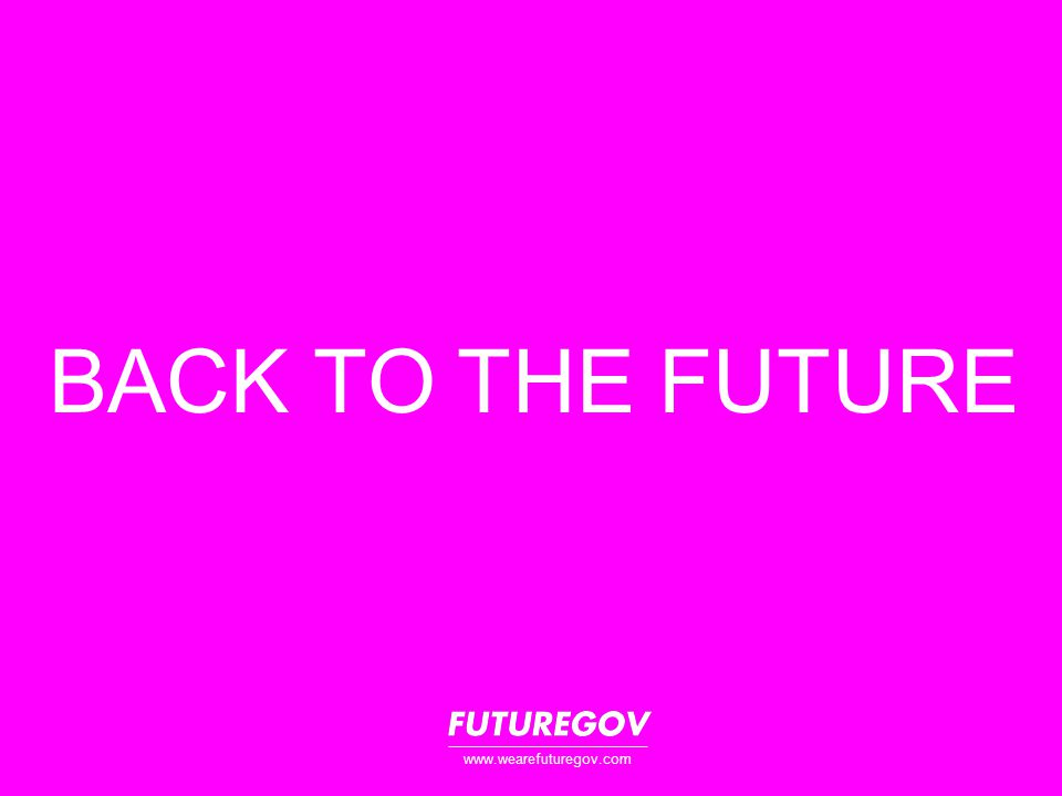 www.wearefuturegov.com CROWDSOURCING