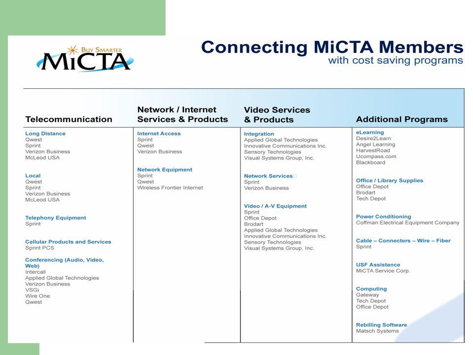 MiCTA Services