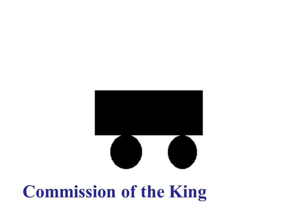 Acts Commission of the King