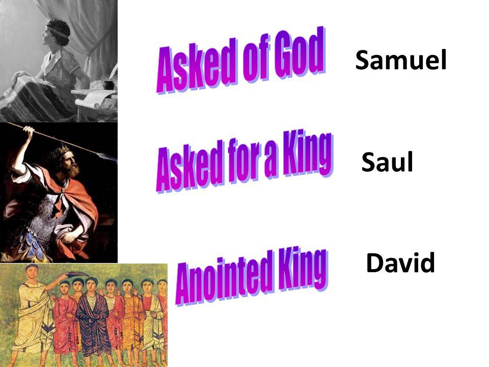 Samuel Saul David