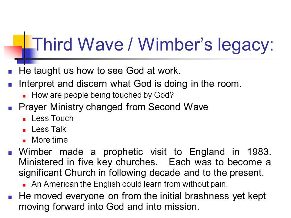 A Third Wave 1983- .