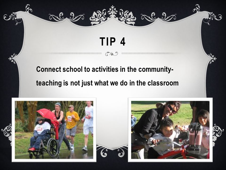 TIP 5 Reflect on your IDEALISM and teach ORGANICALLY