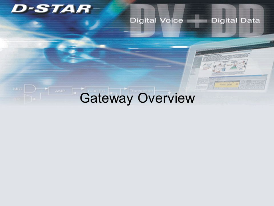 Gateway Overview