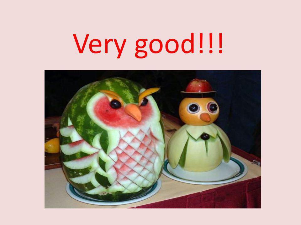 Very good!!!