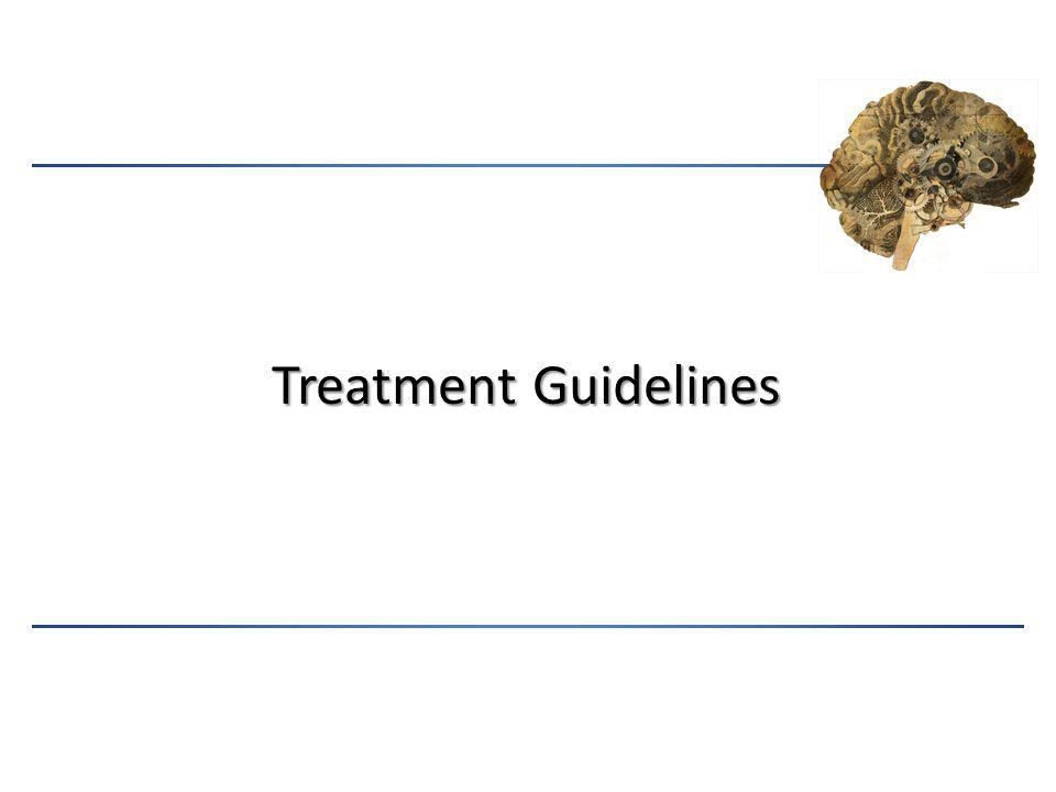 Treatment Guidelines