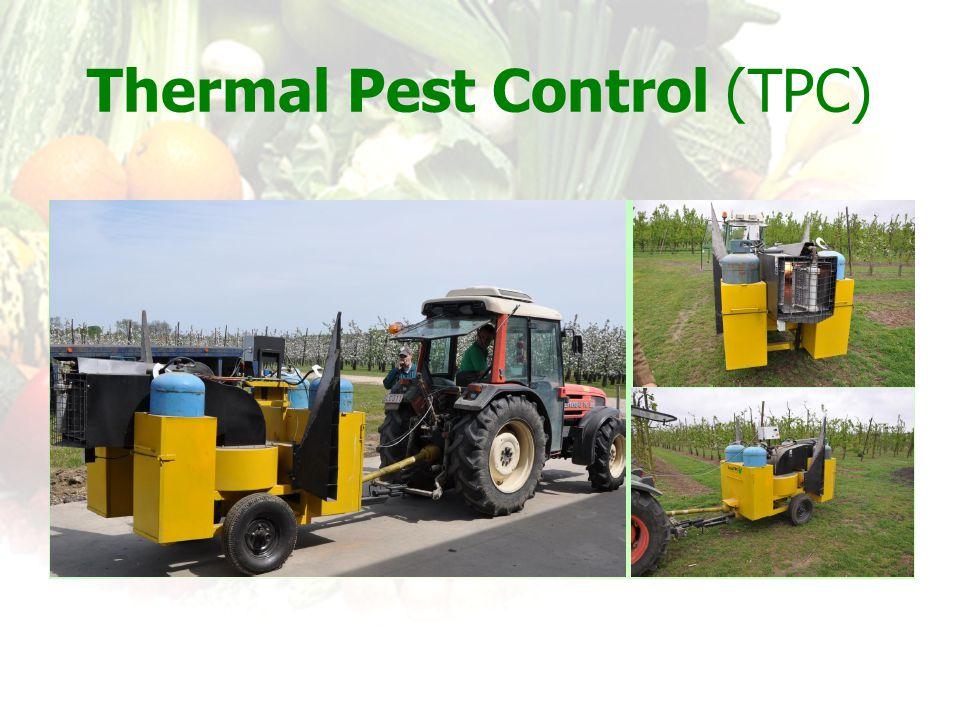 Thermal Pest Control (TPC)