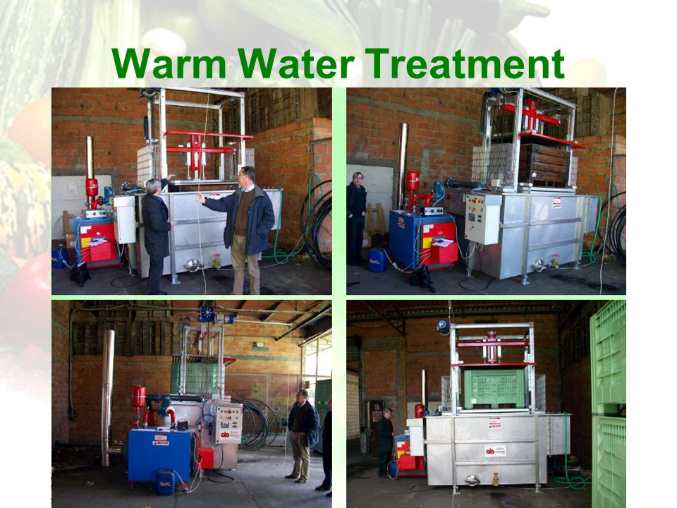 Warm Water Treatment