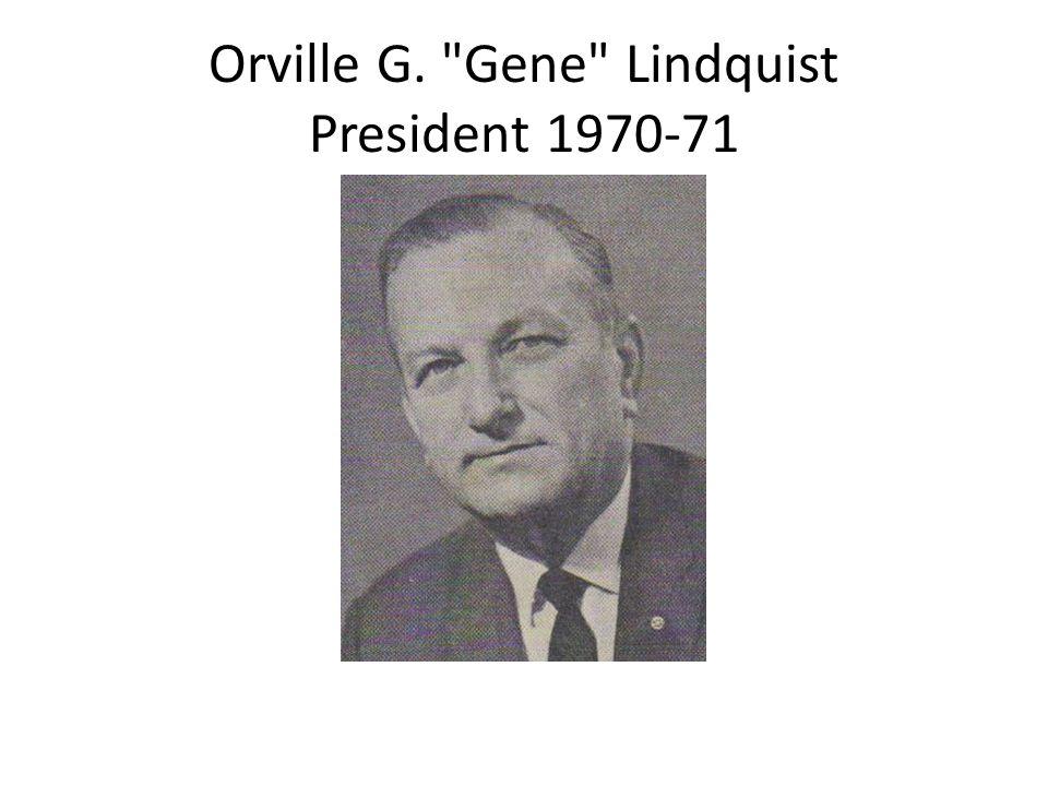 Orville G.