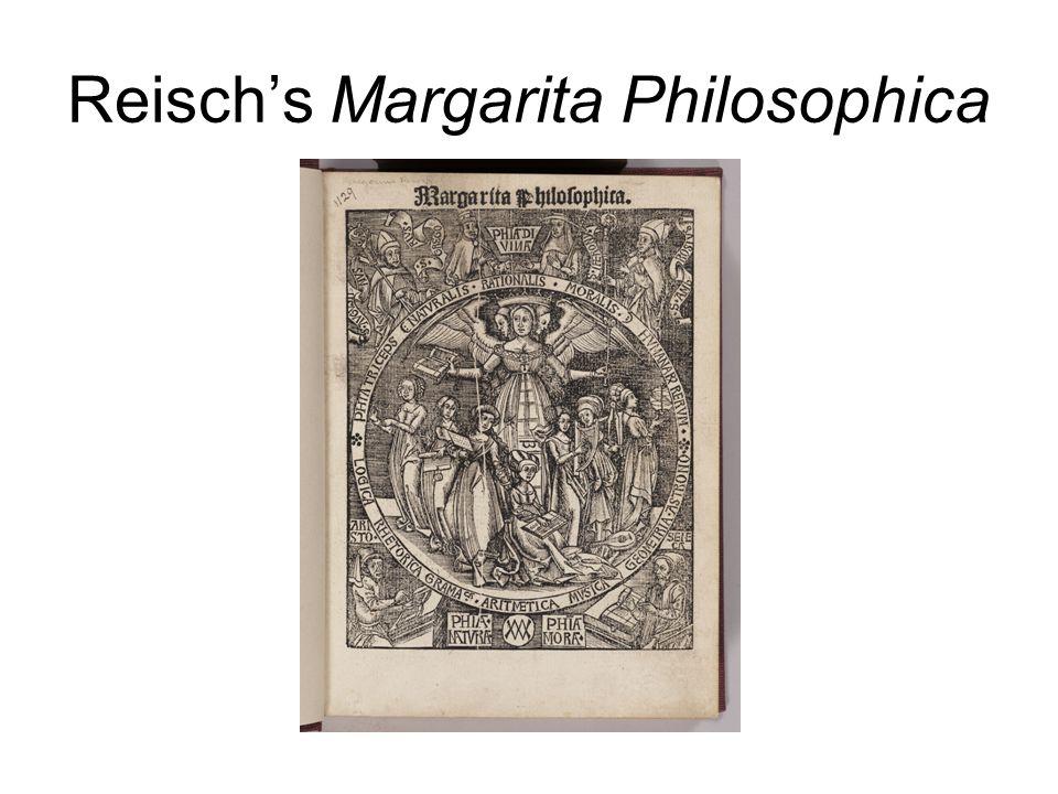 Reisch's Margarita Philosophica