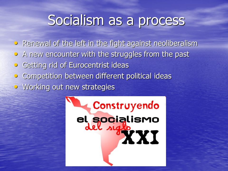 Cuba after the sixth congress of the CCP Socialist.