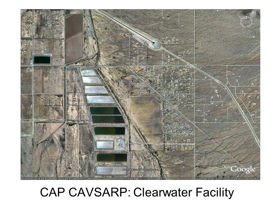 CAP CAVSARP: Clearwater Facility