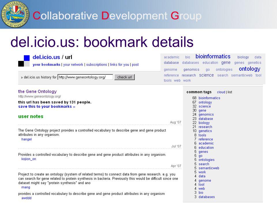 del.icio.us: bookmark details