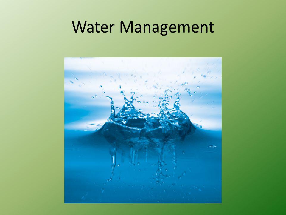 Water Management