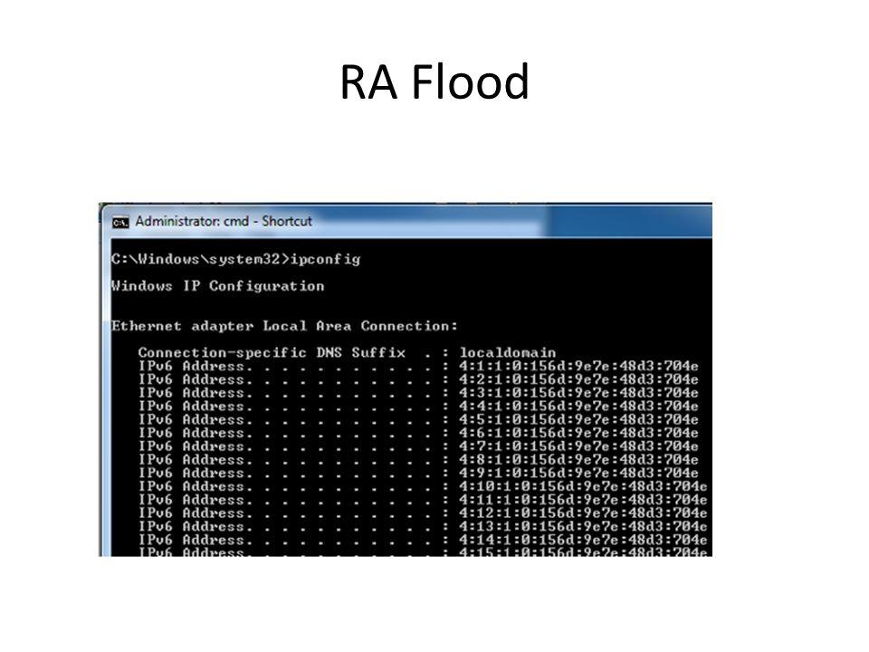 RA Flood