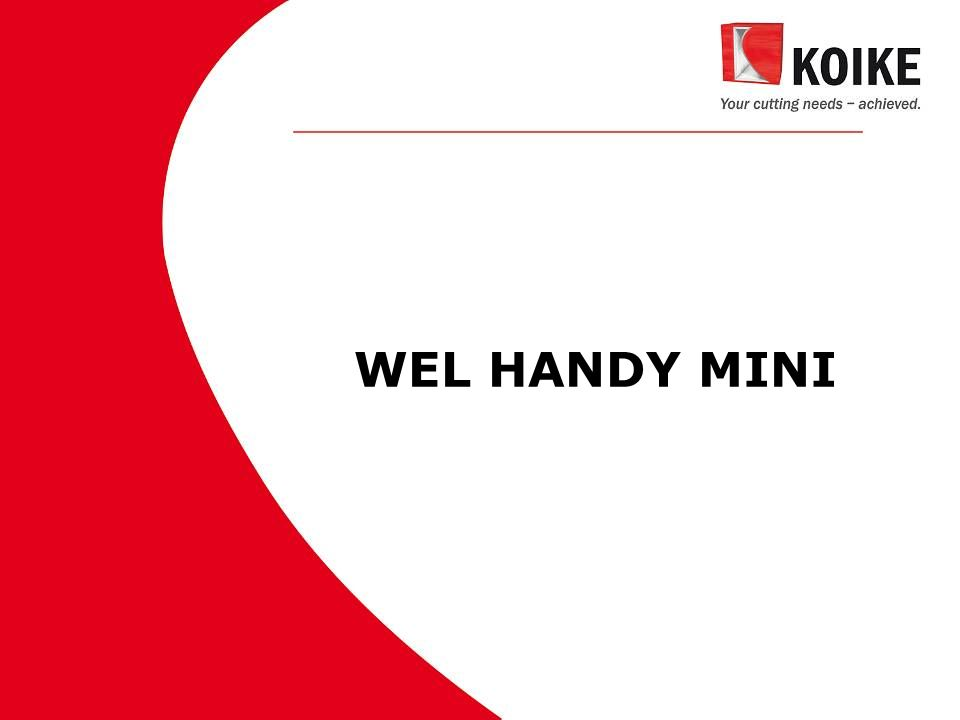 WEL HANDY MINI