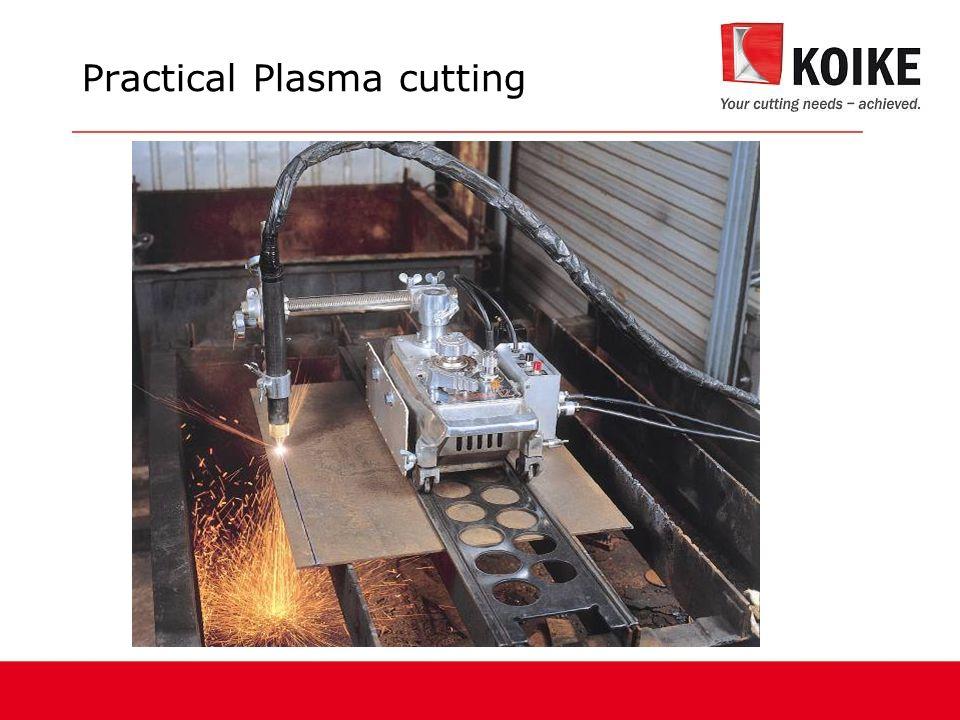 Practical Plasma cutting