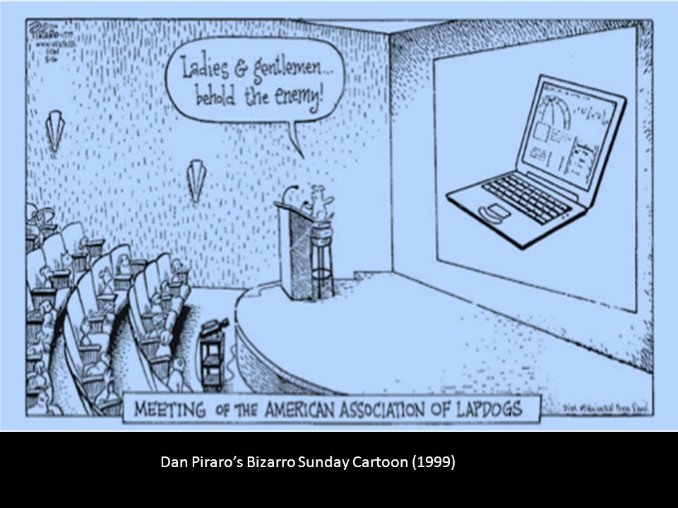 Dan Piraro's Bizarro Sunday Cartoon (1999)