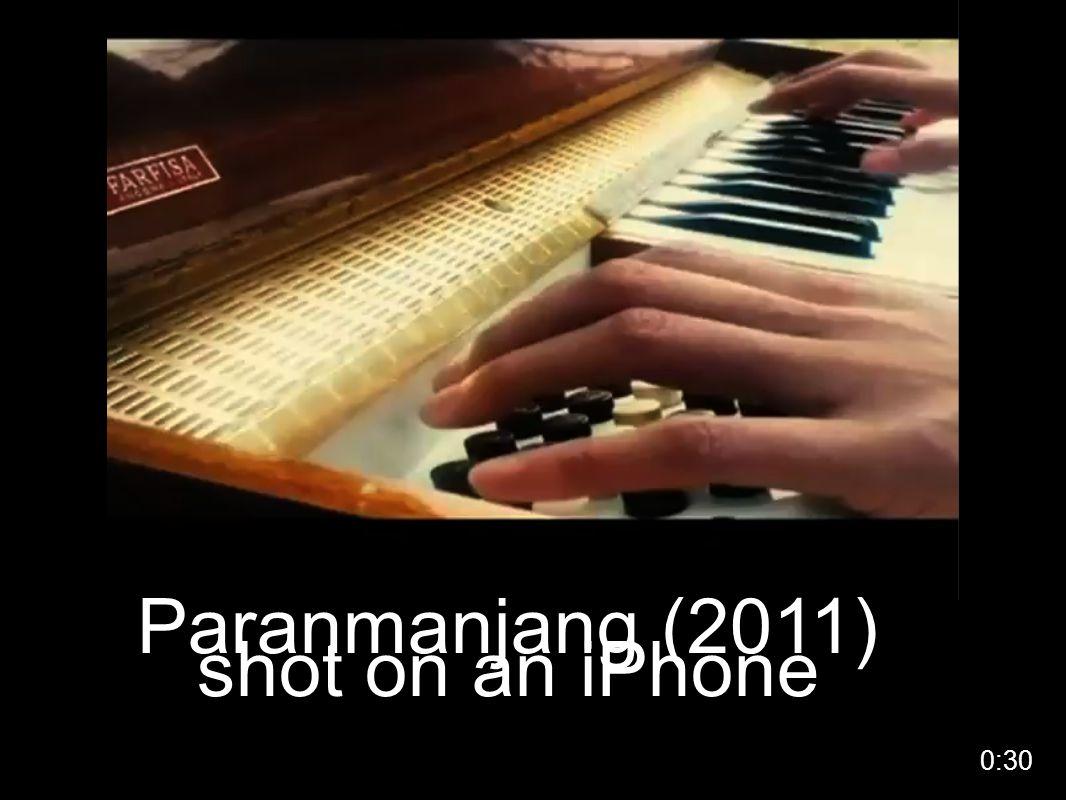 Paranmanjang (2011) shot on an iPhone 0:30