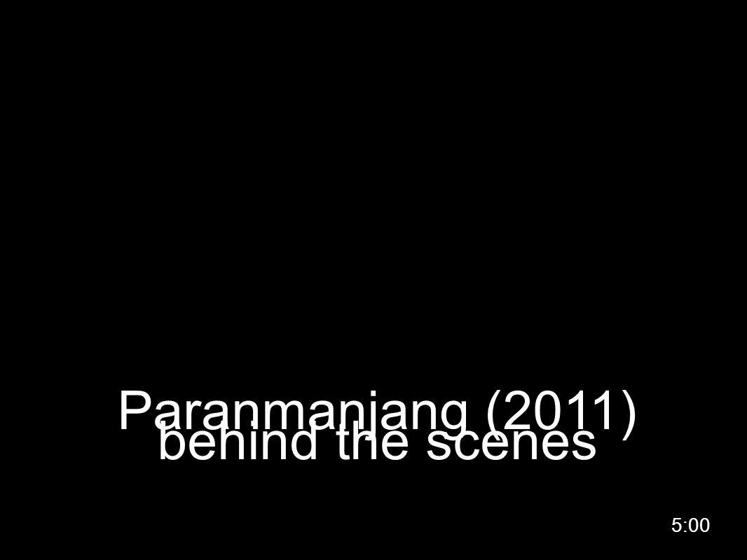 Paranmanjang (2011) behind the scenes 5:00