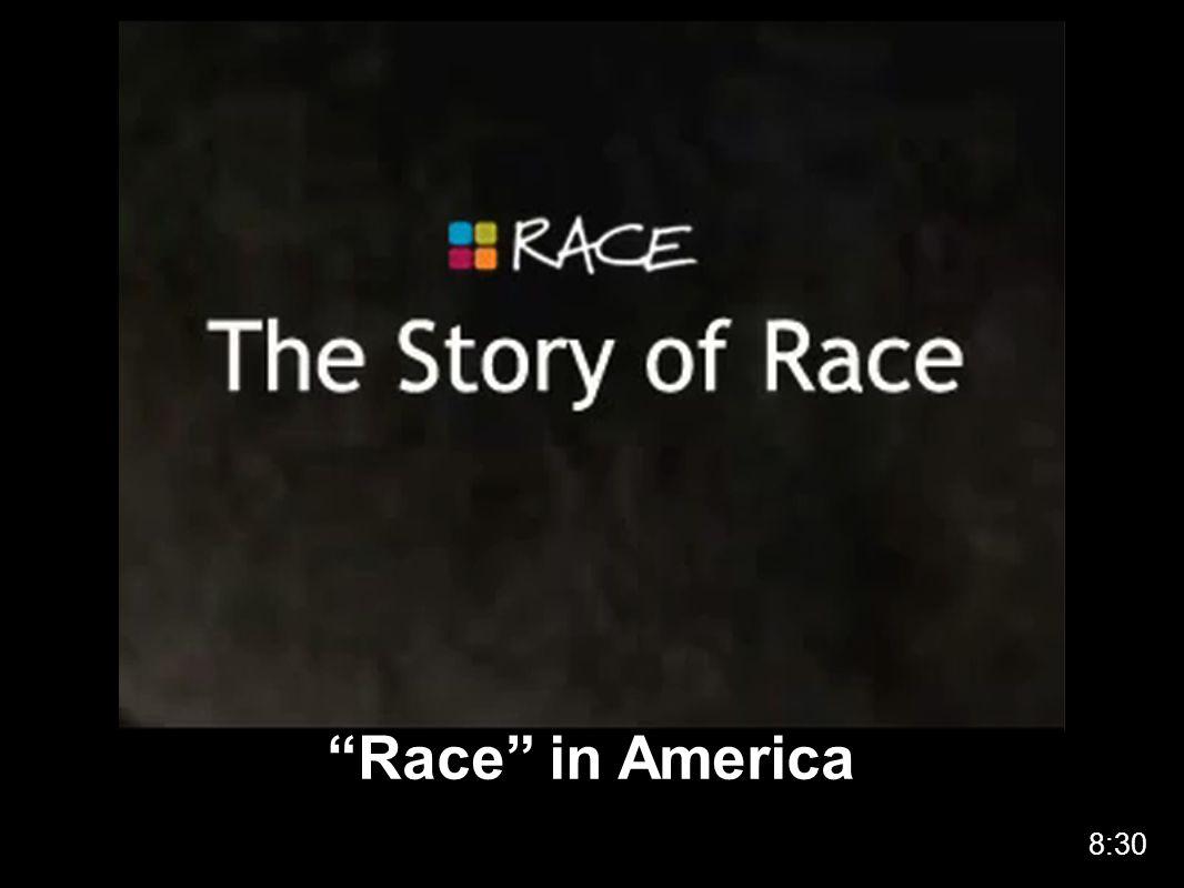 8:30 Race in America