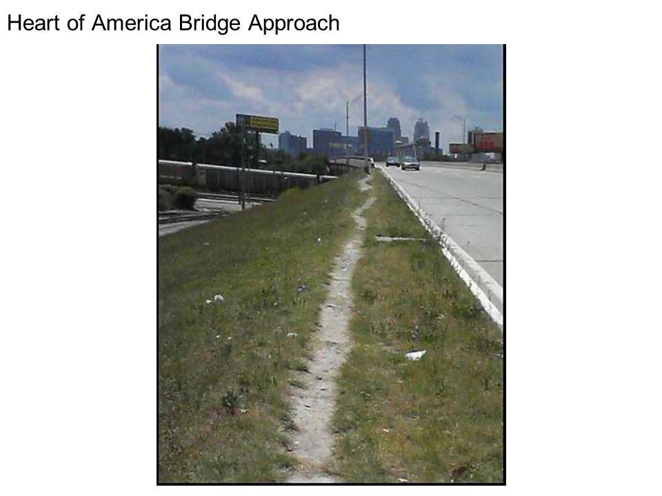Heart of America Bridge Approach