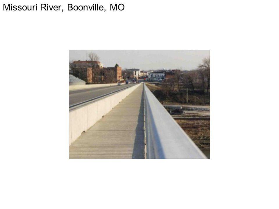 Missouri River, Boonville, MO