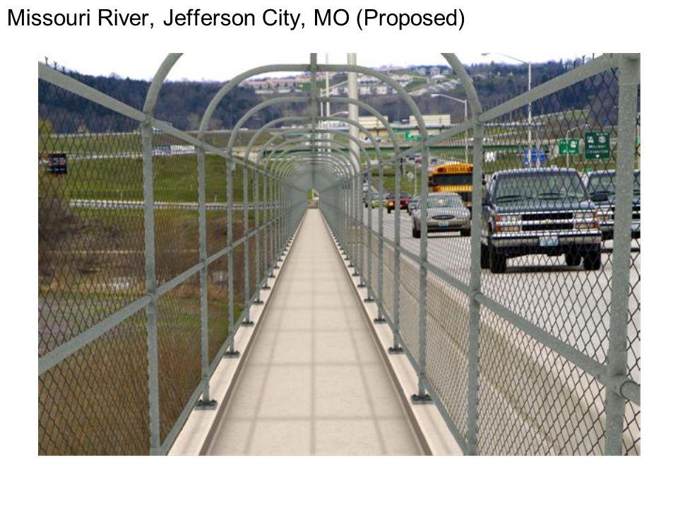 Missouri River, Jefferson City, MO (Proposed)
