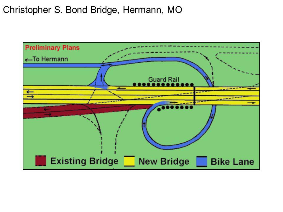 Christopher S. Bond Bridge, Hermann, MO Herman