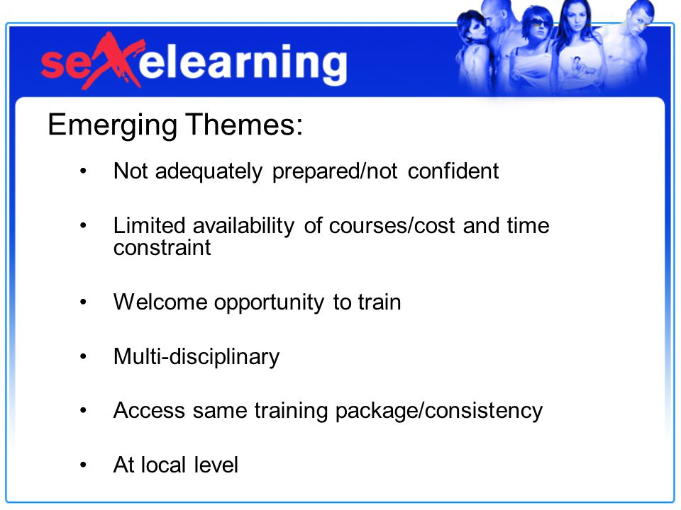 Innovative methods of delivering…… …… a mixed learning programme. www.sexelearning.org.uk