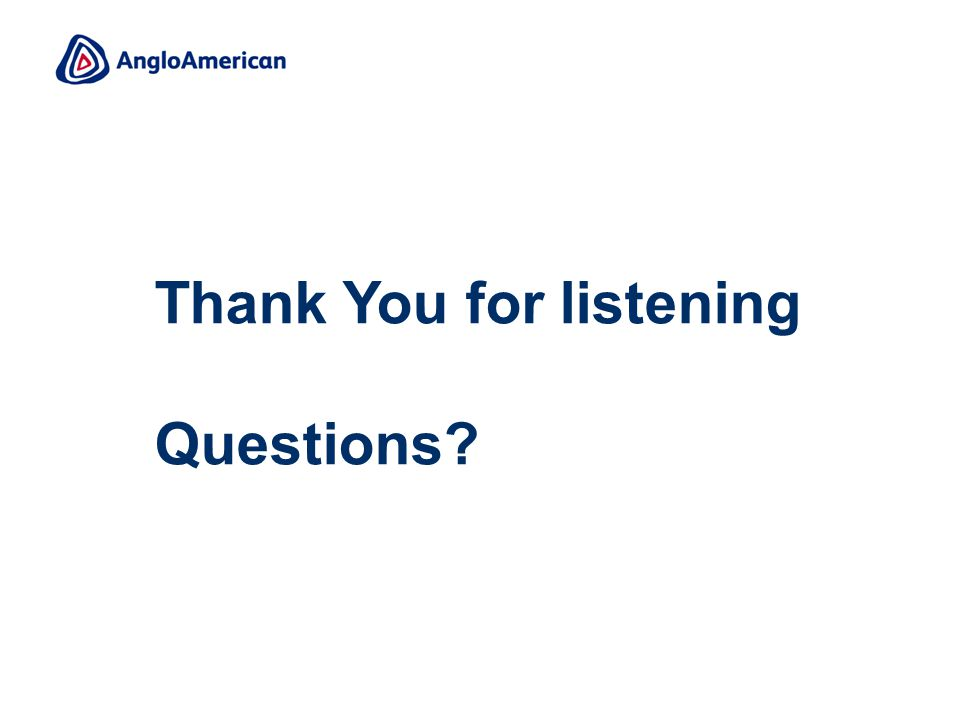 30 Thank You for listening Questions