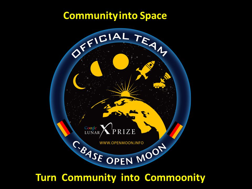 Turn Community into Commoonity Community into Space