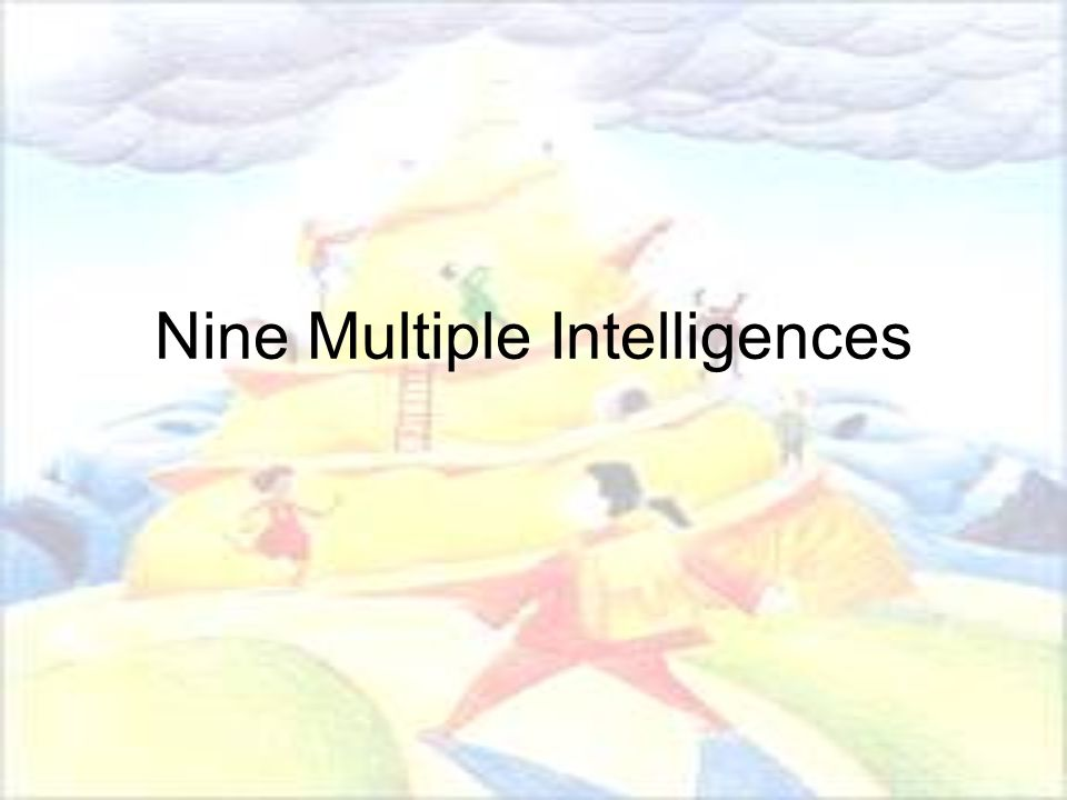 Nine Multiple Intelligences