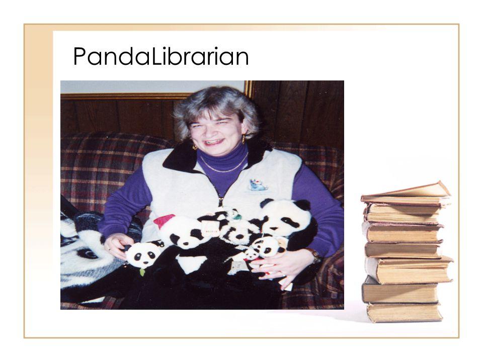 PandaLibrarian